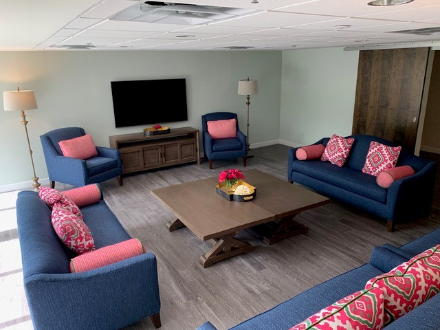 Robert Forcum community room