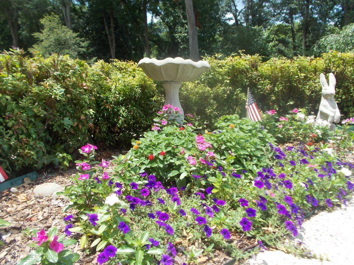 avera estates front garden