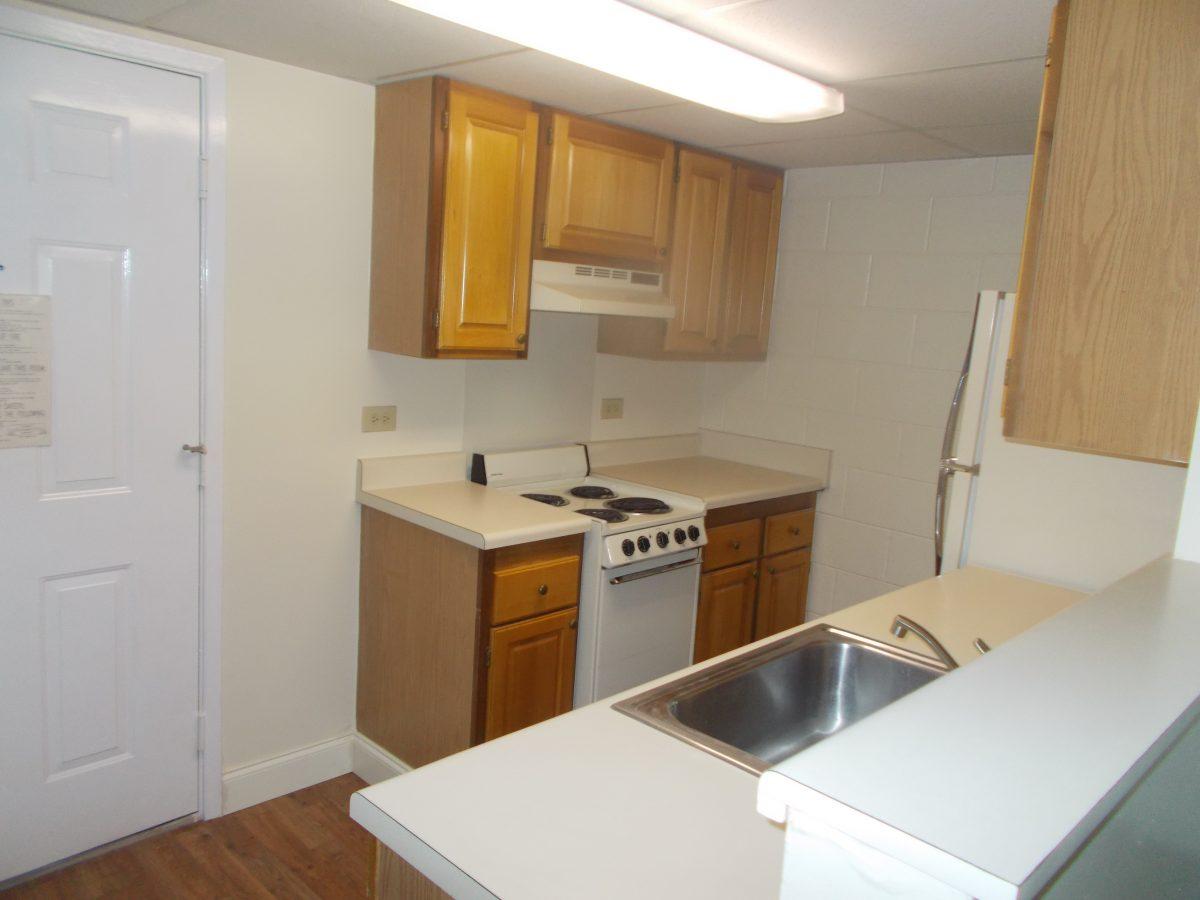 resident apartment kitchen