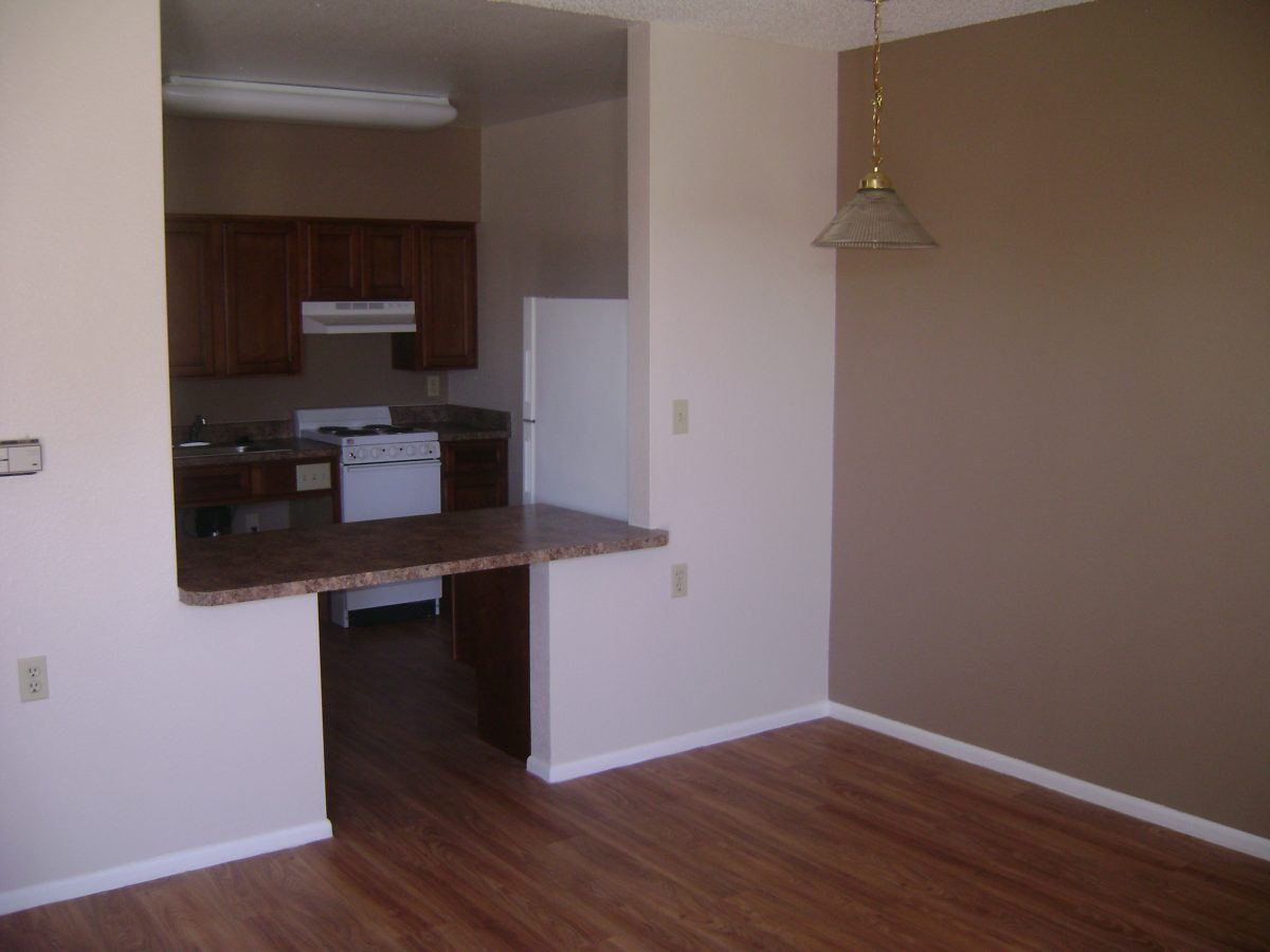 broadway apartments residential kitchen dining area