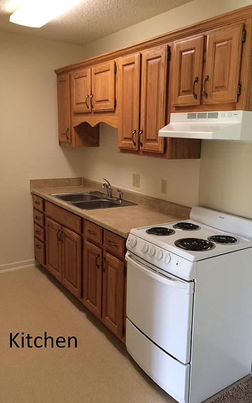 resident kitchen