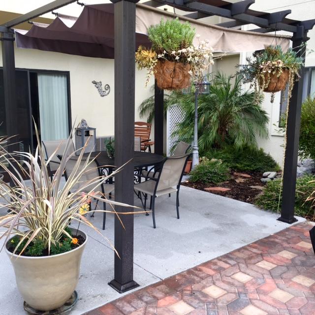 heywood outdoor seating