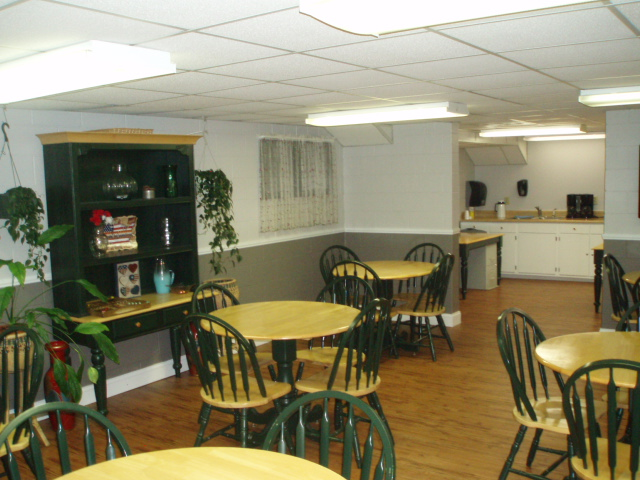 hillview terrace community room