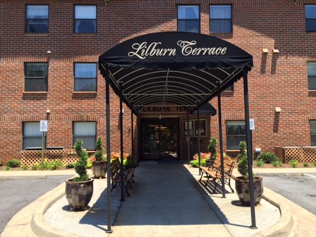 lilburn terrace building