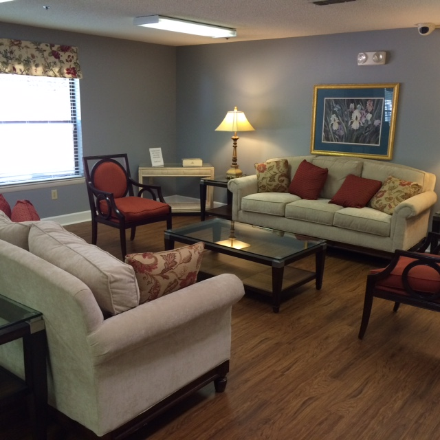 lilburn terrace community room