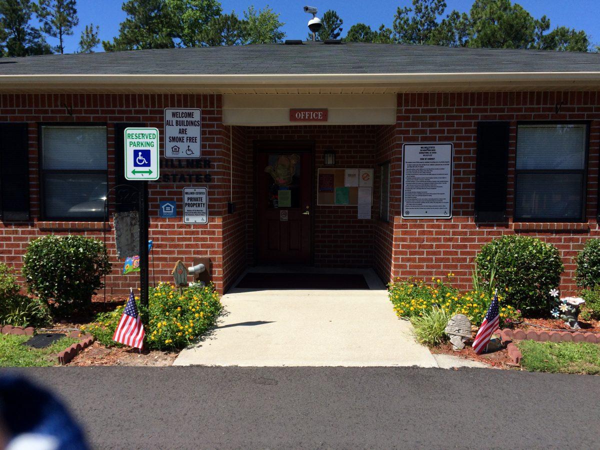 millner estates office building