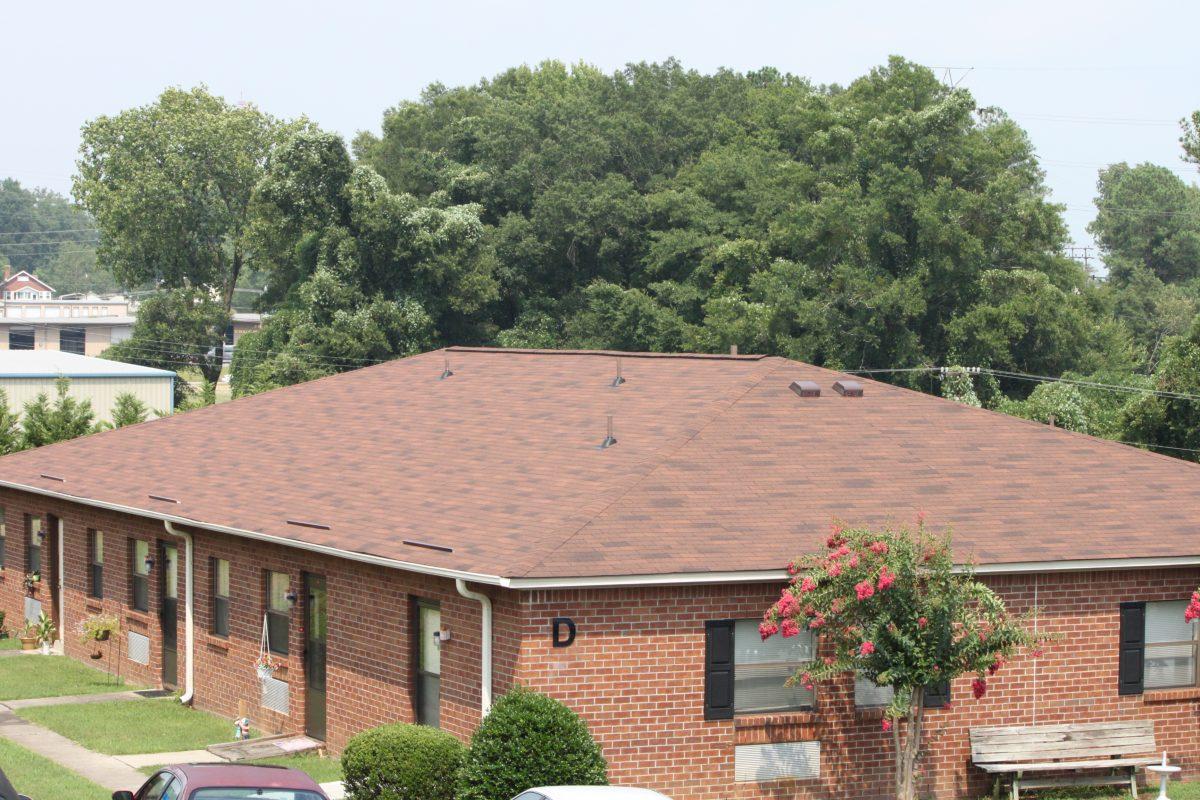 Pineridge resident building