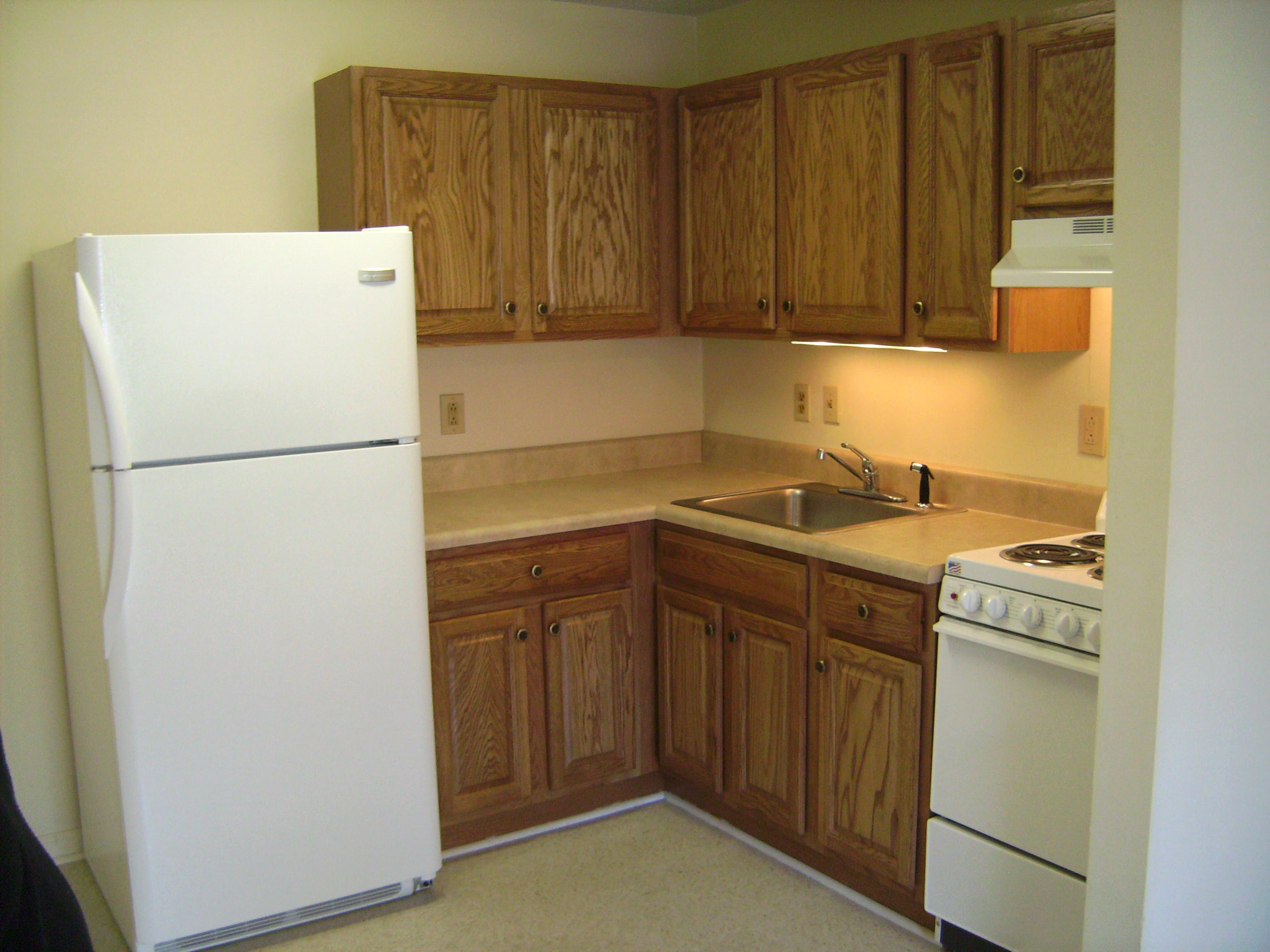 Pineridge resident kitchen