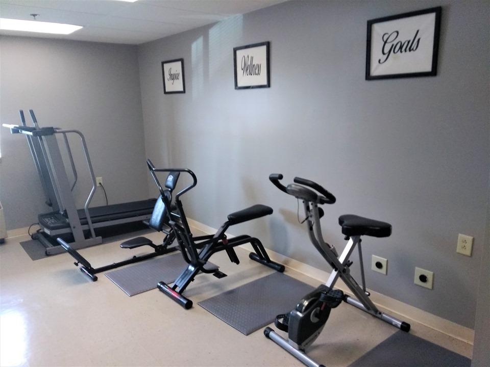 Plaza Exercise room