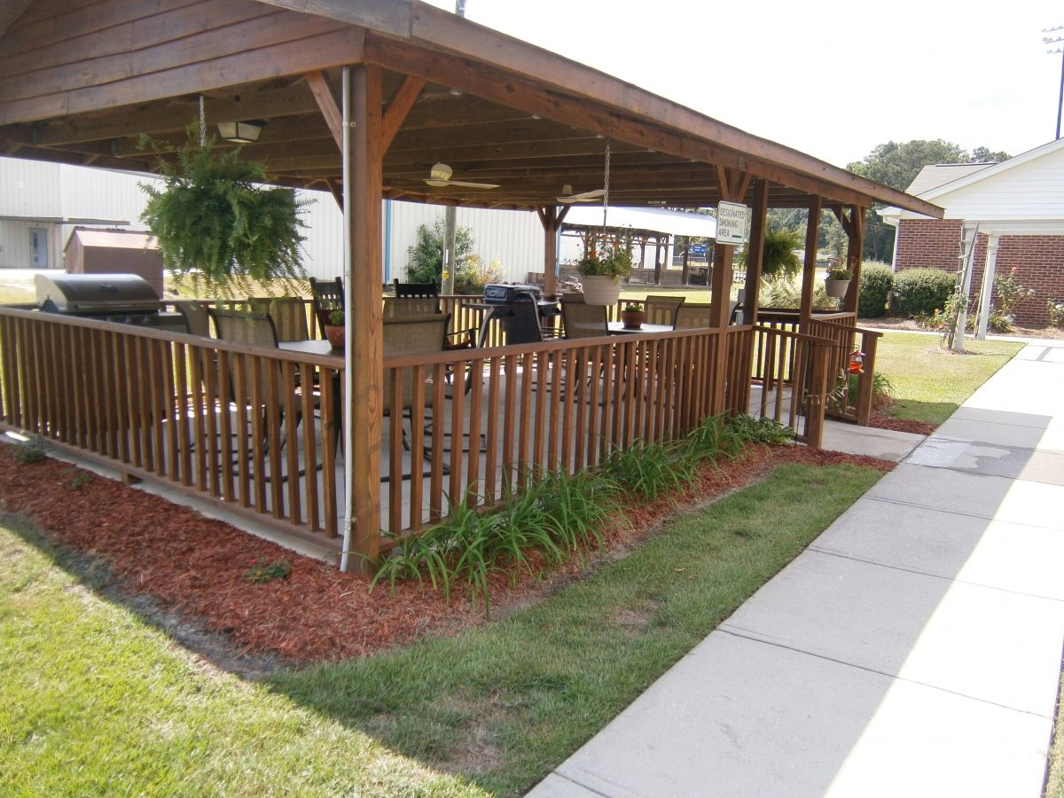 regency picnic area