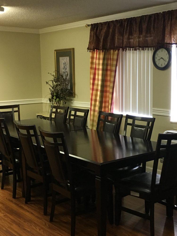 stonewood community room