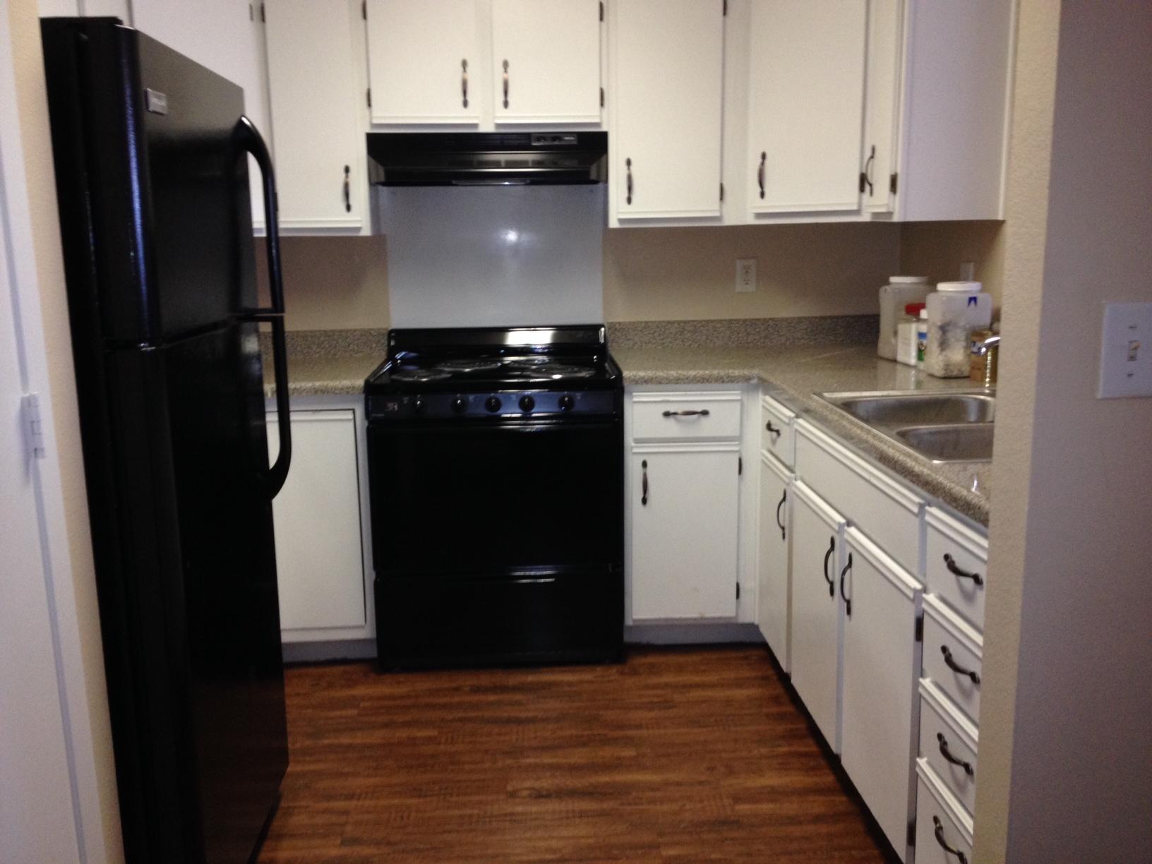 West oaks residence kitchen