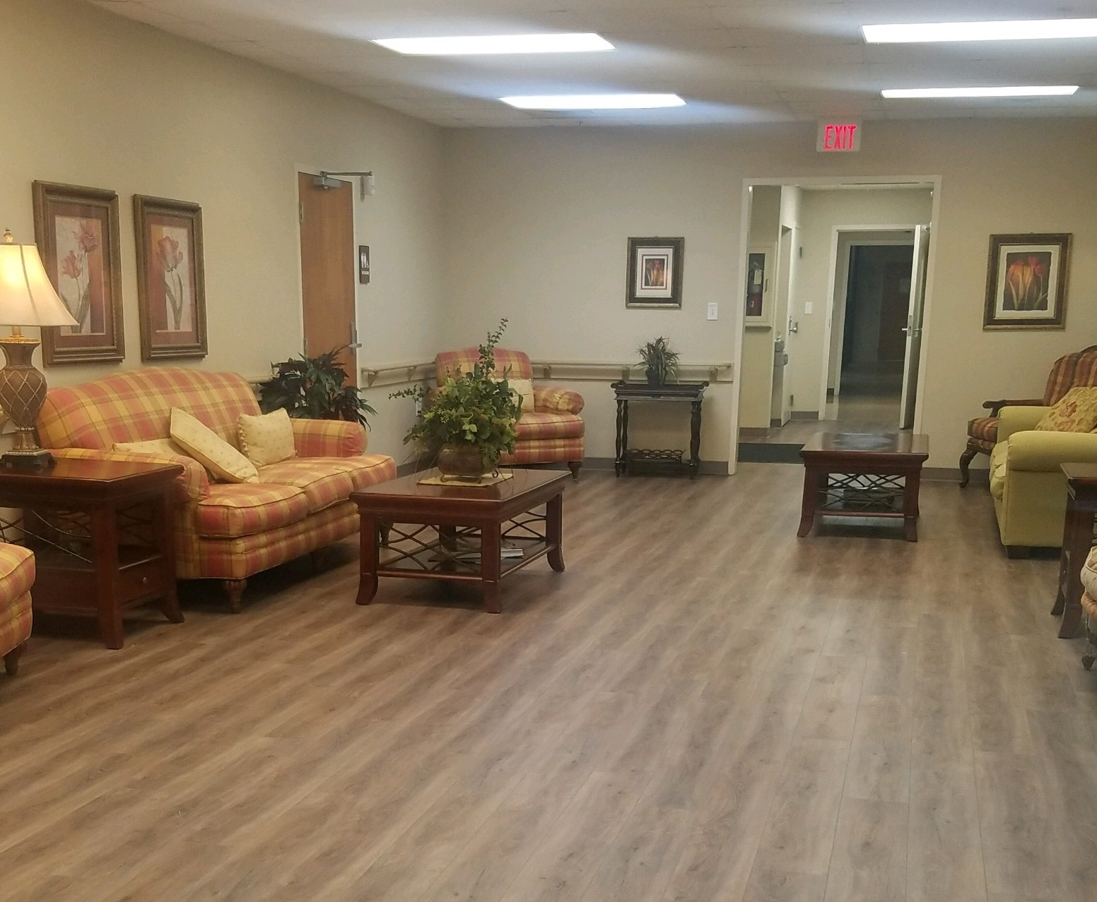 Casey - activity room