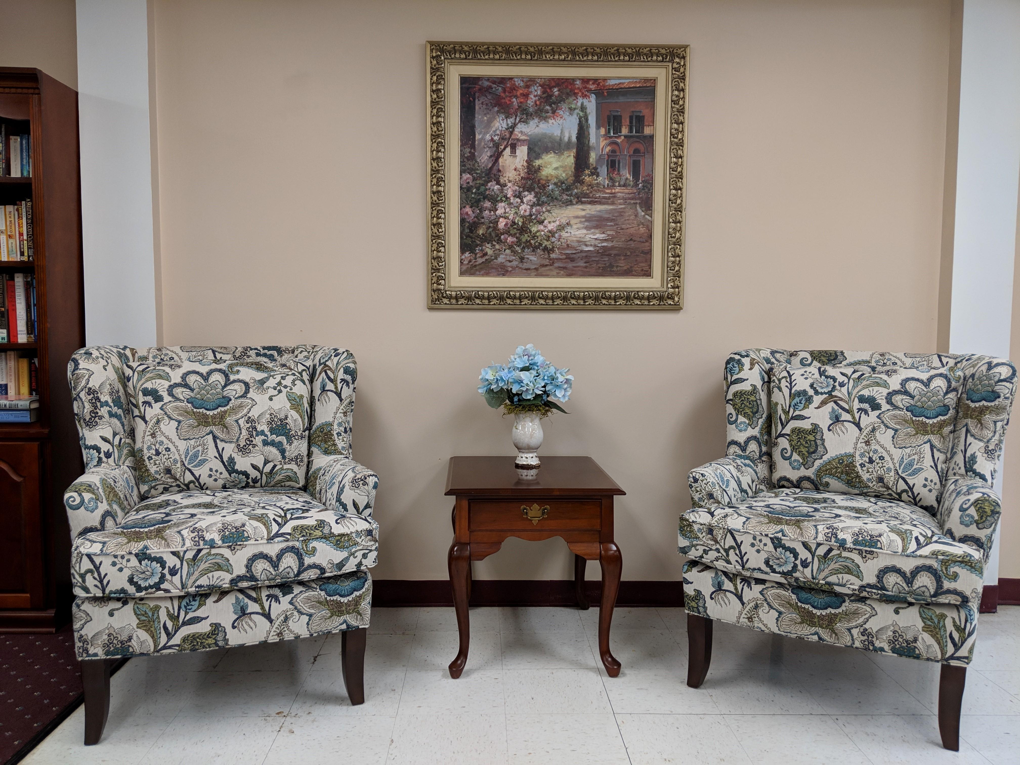 Community Room seating