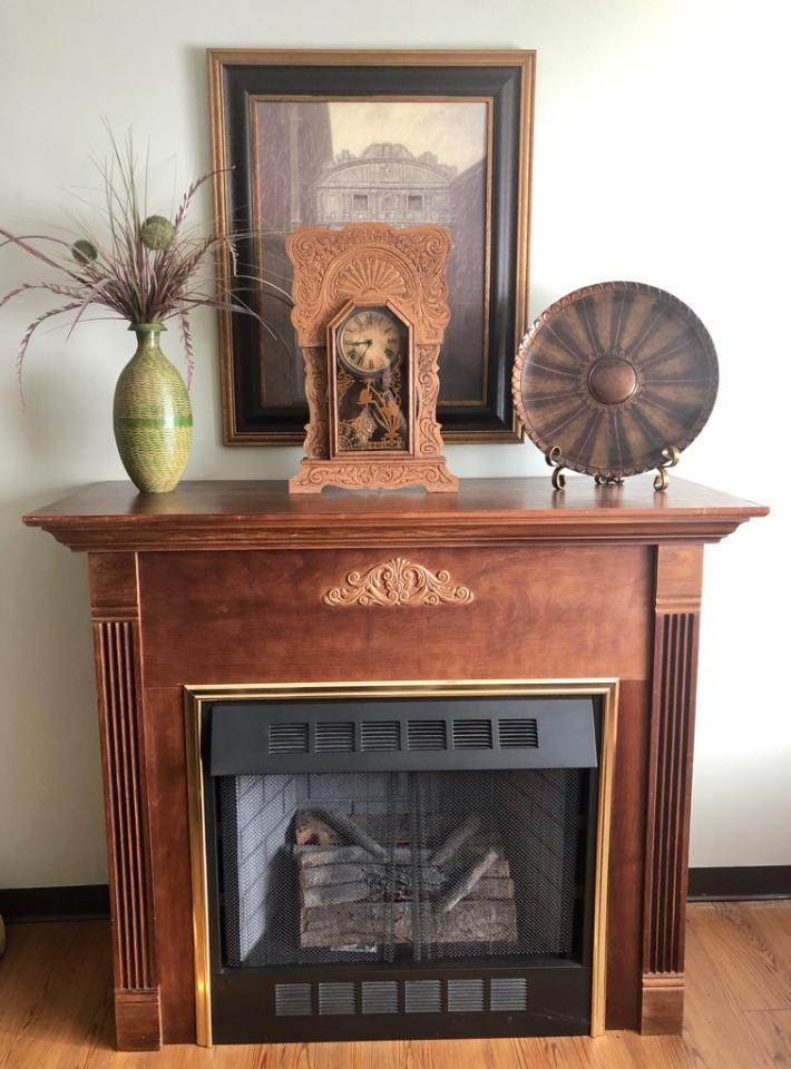 Ashwood - Fireplace